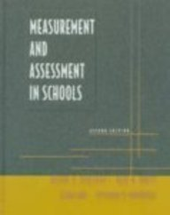 Measurement and Assessment in the Schools (2nd Edition)
