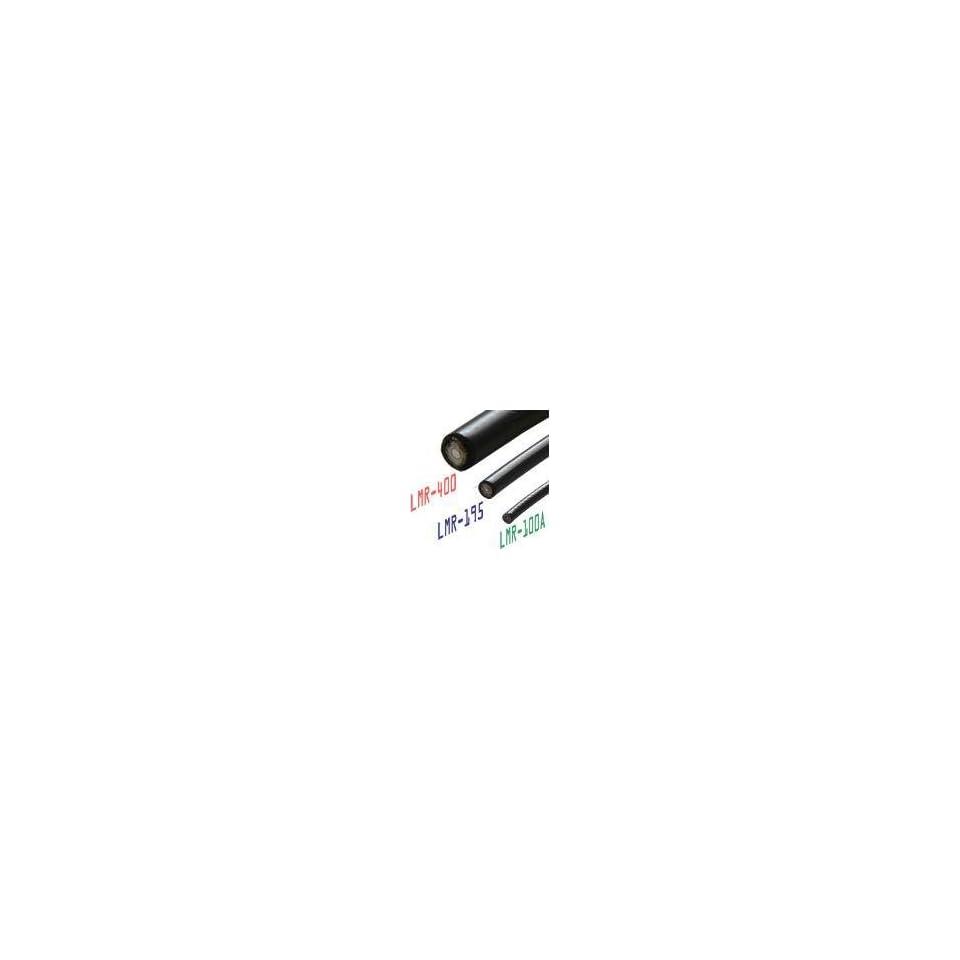 TIMES® 200 FEET LMR400 50 Ohm Coax Cable PL259 CB Ham Radio Antenna Wire UHF VHF