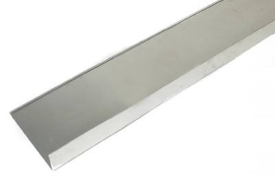Amerimax Aluminum Rain Diverter (On the roof, over a door)