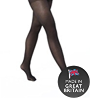 3 Pairs of 40 Denier Opaque Tights
