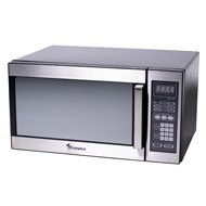 Magic Chef 1.1cf 1000W S-Steel Microwave ( MCD1110ST )