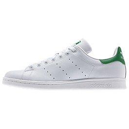 【アディダス】 adidas STAN SMITH スタンスミス (4色) M20324 M20325 M20326 M20327 (26.0, ホワイトxグリーン)