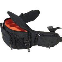 Sun Sniper Waist Bag for Triple Press Harness, Black