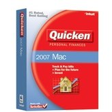 Quicken 2007 Mac [Old Version]