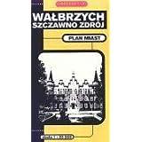 Walbrzych & Szczawno Zdroj (Poland) 1:20,000 Street Map
