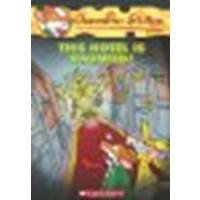 This Hotel Is Haunted!by Stilton, Geronimo [Scholastic Paperbacks, 2012] Paperback [Paperback] (Geronimo Stilton Haunted Hotel compare prices)
