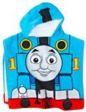 Thomas and Friends Bath Poncho Hooded Towel, Genuine Thomas the Train - 1