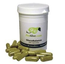 Natural GlucoBalance - Natural pancreatic tonic keeps your pets blood sugar & insulin levels within normal range