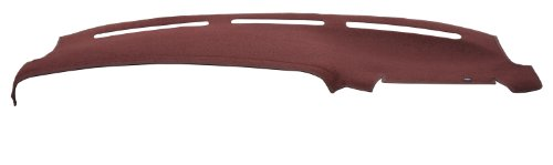 DashMat UltiMat Dashboard Cover Dodge Dakota/Durango (Premium Carpet, Claret)