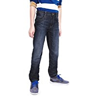 Premium Adjustable Waist Jeans