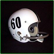 Penn State 1960-61 Throwback Helmet by Grid Iron Memories
