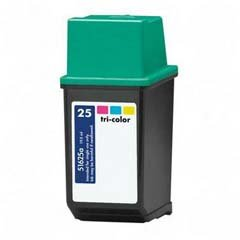 HP 51625A Compatible Remanufactured Color Ink Cartridge