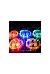 Platube Laces MULTICOLOR LED SHOELACES