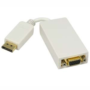 InstallerParts Display Port Male to VGA Female Adapter (Div D To Vga compare prices)