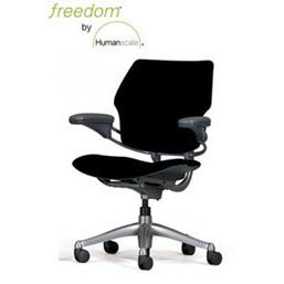 Amazon Humanscale Freedom Chair Armrests Gel Seat