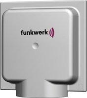Funkwerk Dabendorf LTE-800 MIMO Antenne weiß