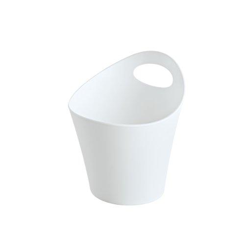 Koziol Utensilo Pottichelli - Vaso da fiori XS XS bianco