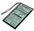 Battery for Garmin Nuvi 750, Nuvi 755, Nuvi 755T 1250mAh - 010-00583-00