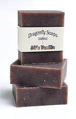 60's Vanilla Soap - All Natural Handmade Soaps/ 2 Bars
