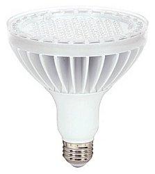 Satco S8977 17 Watt (90 Watt) 1120 Lumens Par38 Led Soft White 2700K 40 Beam Kolourone Light Bulb, Dimmable