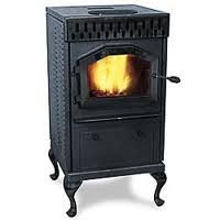 American Energy Systems Magnum Baby Countryside Pellet Stove - Base Model