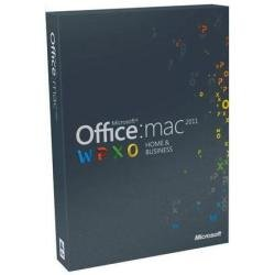 Office Mac Home and Business 2011 - Single License