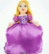 Disney-Parks-20-Inch-Princess-Frozen-RAPUNZEL-Pillow-PAL-Plush