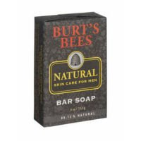 Burts Bees Natural Skin Care For Men Bar Soap -- 4 Oz by Burt's Bees