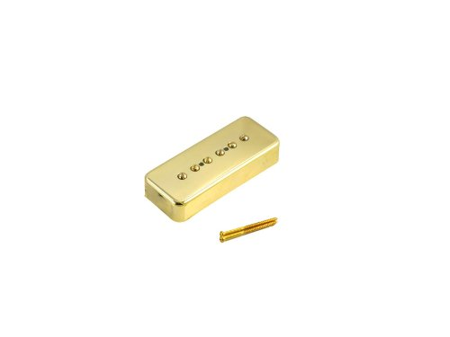 Kent Armstrong® Stealth 90 - Noiseless P90 Bridge Metal Cover Gold