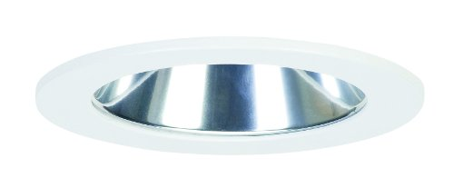 "Csl Lighting Edl-1004 White/Haze Refector Eco Downlight 3"" Led Energy Star Round Trim With"