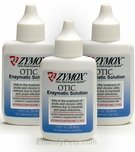 Pet King Brand Zymox Otic Enzymatic Solution for Pet Ears, 4 Ounces
