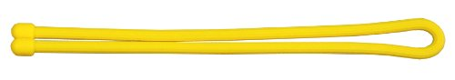Nite Ize Gt12-2Pk-16 12-Inch Gear Tie, Yellow, 2-Pack