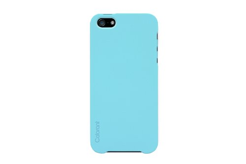 Great Price Colorant iPhone 5 SKY BLUE Polycarbonate Snap Case with Matte Soft Touch Coating