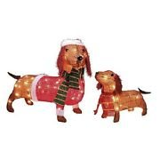 Christmas Light Up Dog Ideas Christmas Decorating