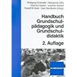 """Handbuch Grundschulp�dagogik und Grundschuldidaktikvon """"Wolfgang Einsiedler"""""""