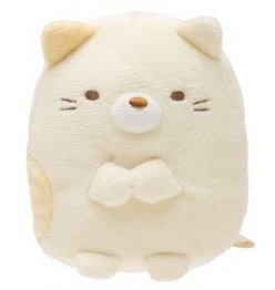 San-x Sumikko Gurashi Plush 4'' Cat - 1