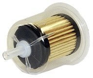 Wix 33001 Complete In-Line Fuel Filter, Pack of 1
