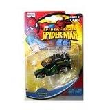 Maisto MARVEL SANDMAN FM ROVER - Spider Sense SPIDER-MAN Die Cast Car