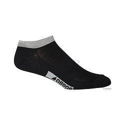 Buy Low Price Assos Hot Summer Sock: Black; SM (13.60.608.10 0)