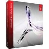 Adobe Acrobat STD V10 Win