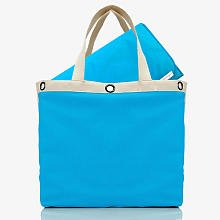 Isabel Grayson Lola Beach Diaper Bag - Blue