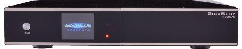 Giga Blue Quad Twin Sat Receiver 2x CI Schacht 1x Kartenleser LAN USB PVR FULLHD GigaBlue