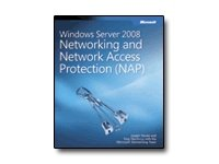 Windows Server 2008 Networking & Network Access Protection (NAP) - reference book - CD - English