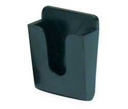 Roadpro Rp-232 Cb Microphone Holder, Black Plastic