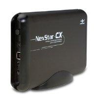 Vantec NexStar CX NST-300SU-BK 3.5-Inch SATA to USB 2.0 and eSATA External Hard Drive Enclosure (Black)