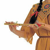 Kid's Indian Peace Pipe Costume Prop