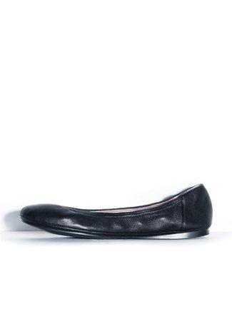 Vince Camuto Women's Ellen Flat,Black,6.5 M US