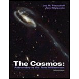 Cosmos: Astronomy in the New Millennium - Textbook Only (0005994187) by Pasachoff, Jay