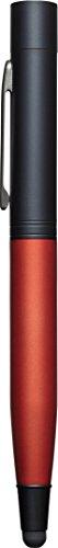 キングジム タッチペン&ボールペン USBケ-ブル付  TP20 赤