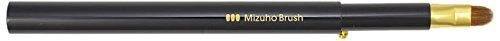 熊野筆 Mizuho Brush スライド式アイシャドウブラシS 黒